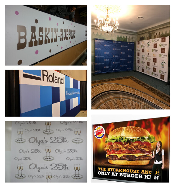 Backdrop and Step & Repeat Banners In NJ