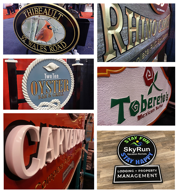 Engraved Wooden Sign Makers in NYC and NJ
