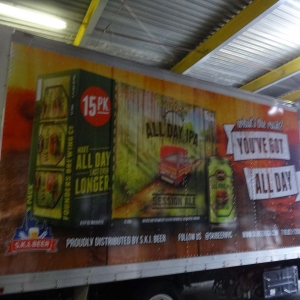 Commercial Trailer wraps