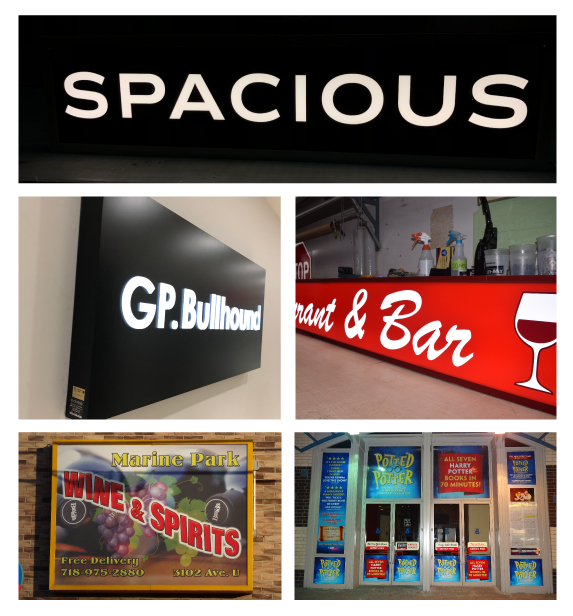 LED  Light Boxes Signs Manufacturers in NJ
