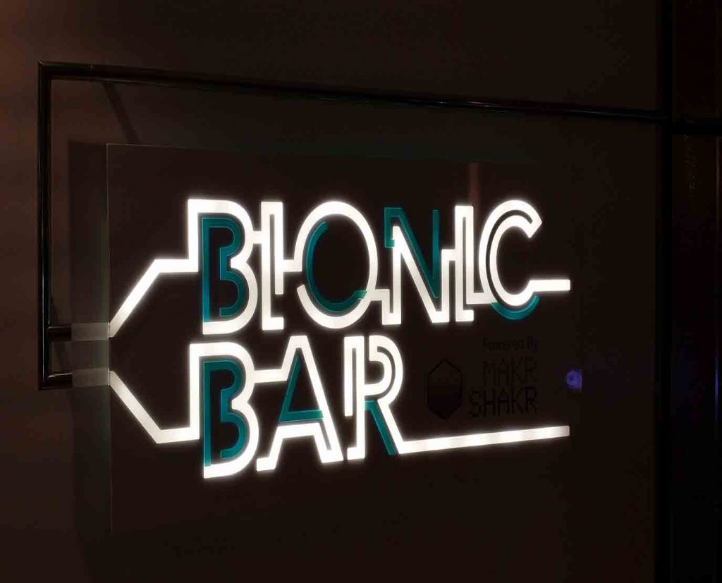 Neon Sign for Bars