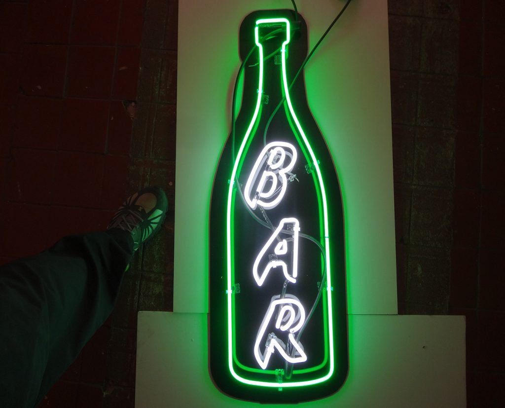 Custom Shaped Neon Rental