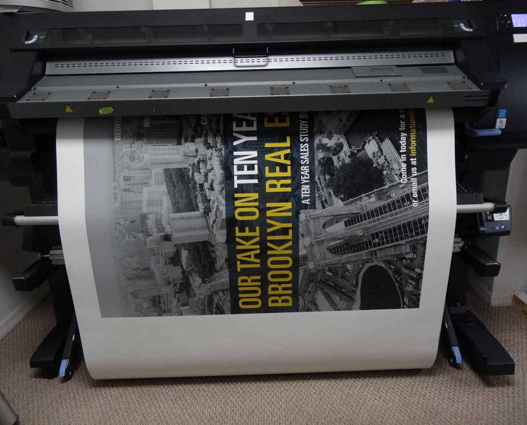 Large Format Paper poster Printing