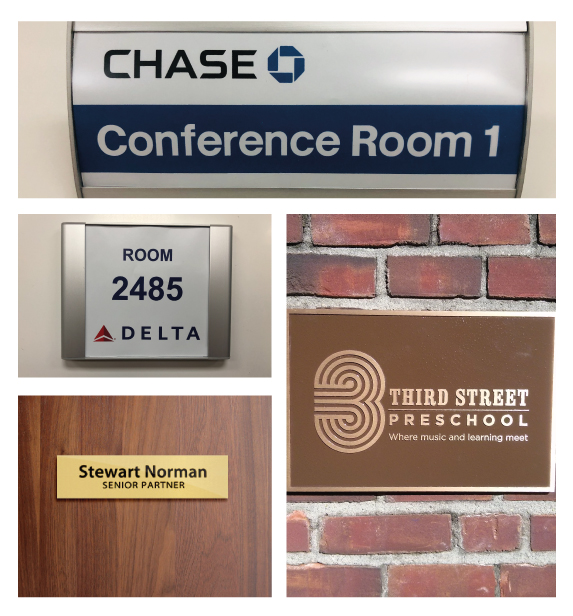 Metal and Plastic Name Plates In New Jersey