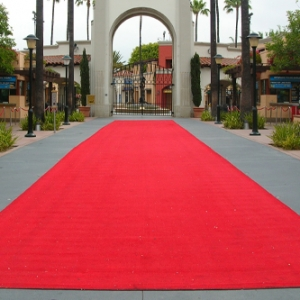 Red Carpet Rentals for Weddings