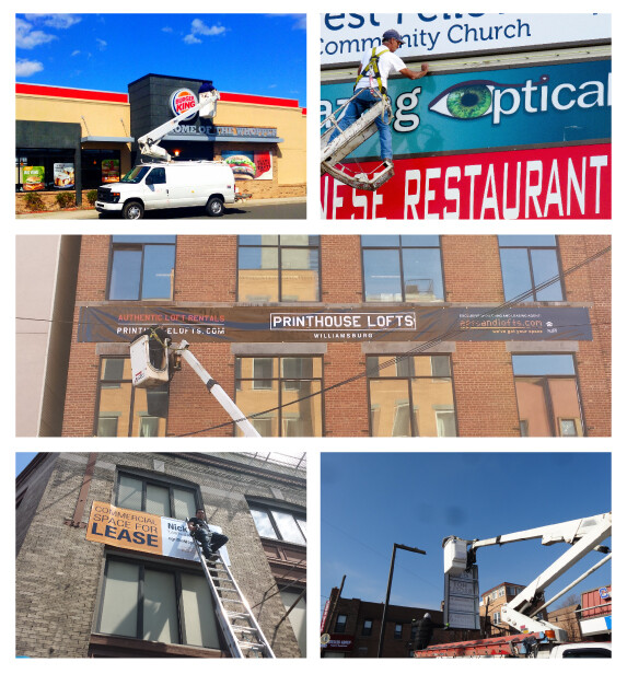 Sign Repair Services