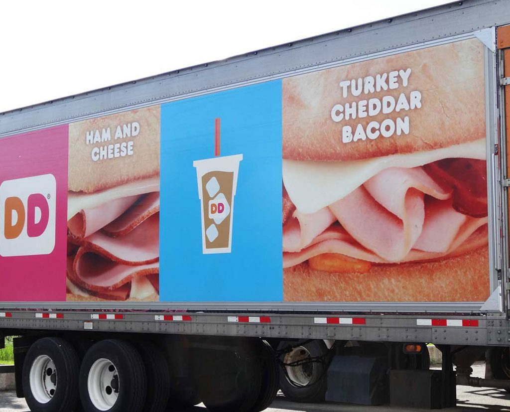 Food Trailer Wraps