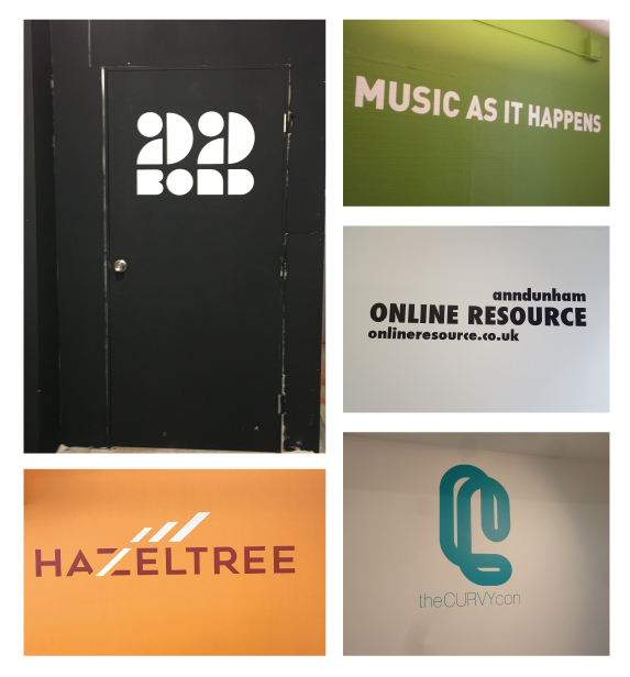 Custom Wall Decals and Vinyl Lettering For Dry Walls
