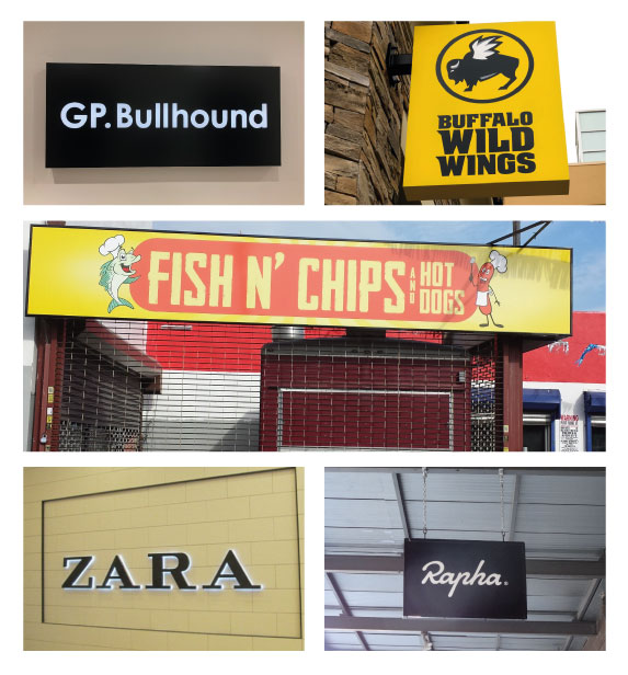 We Provide Different Types of Exterior Signs in NJ