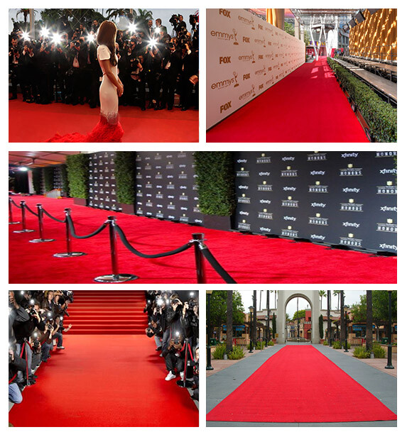 Red carpets Rental Providers