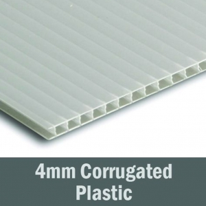4mm Corrugated Plastic