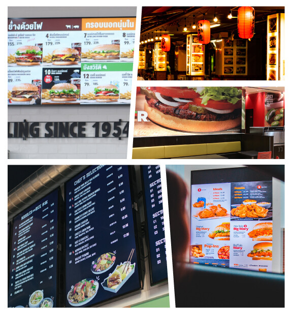 Magnetic Menu Boards Printing In New Jersey