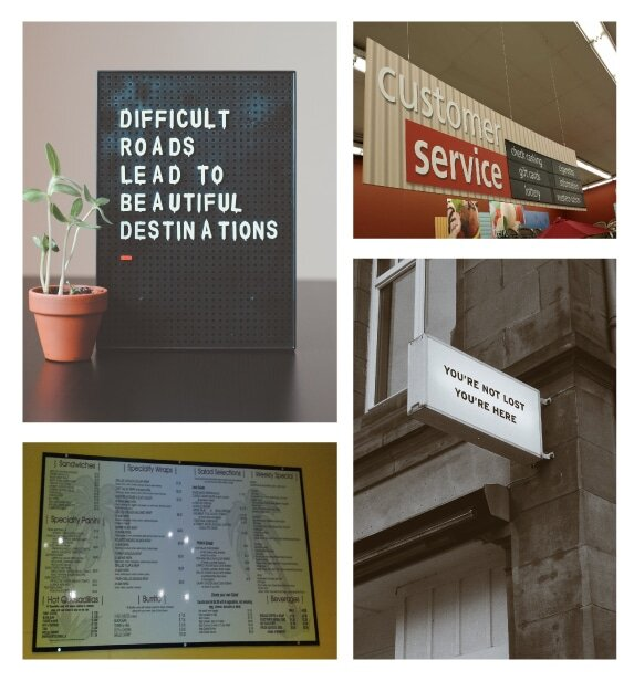 Custom Sintra Board Signs and Its Specifications