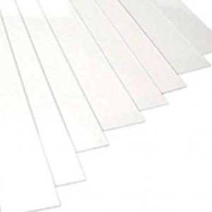 White Styrene Sheets