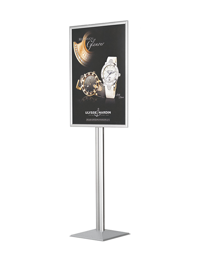 Options for Custom Graphics Stands for Events