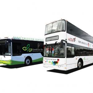 Customized Bus Wraps