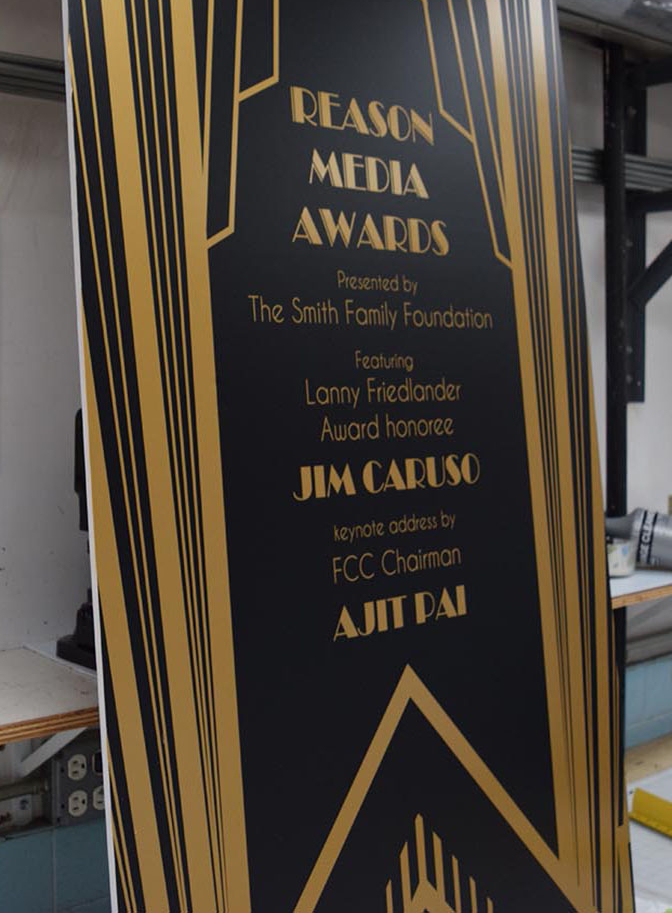 Benefits of Foam Board for Signage