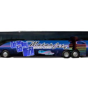 large bus wrap