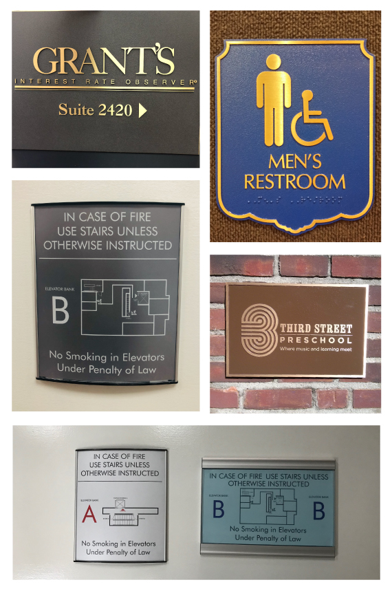 Customized Office Signs for Your Business